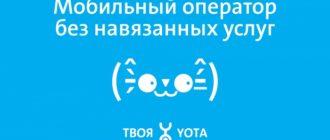 Yota в городе Шумячи