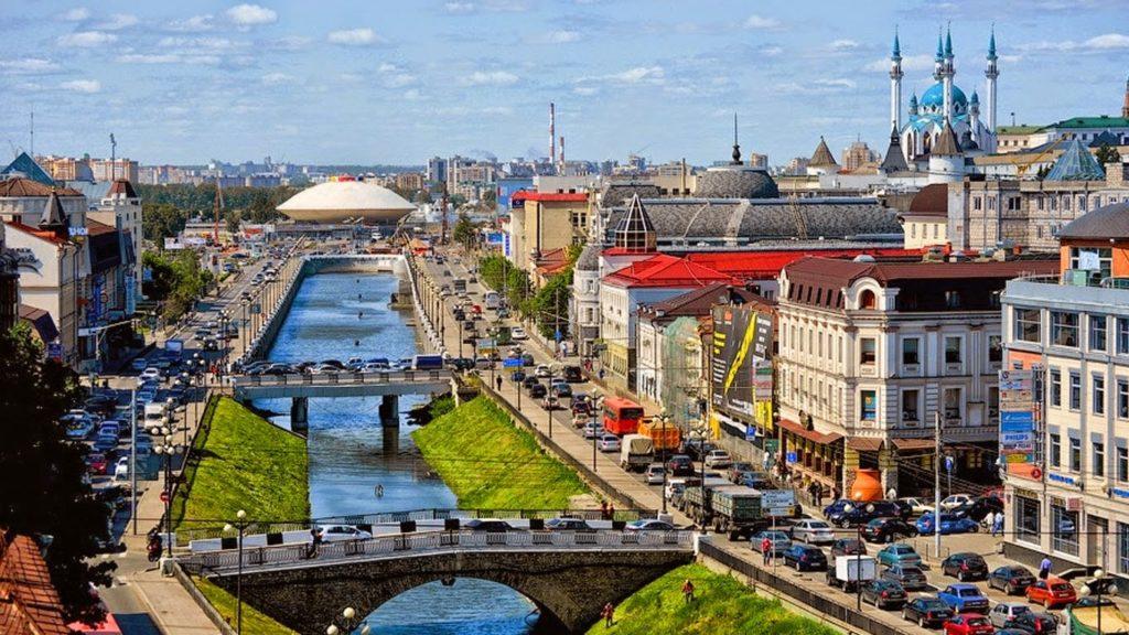 Yota в городе Казань